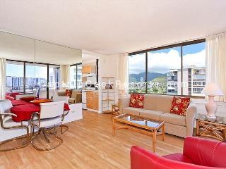 One bedroom vacation rental, washer/dryer, WiFi, pool & parking! - Waikiki vacation rentals