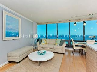 PRICE REDUCED!  Luxury condo with 2 Master Suites, panoramic ocean views! - Honolulu vacation rentals