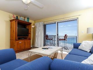 PI 406: Great beachfront vacation condo! WiFi, flatscreen TV, Free Beach Svc - Fort Walton Beach vacation rentals