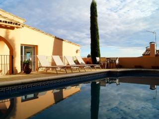 Rustic Spanish Masia, with sea views near to La fo - Begur vacation rentals