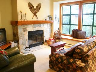2 bedroom with hot tub access - Golf, bike, lakes - Whistler vacation rentals