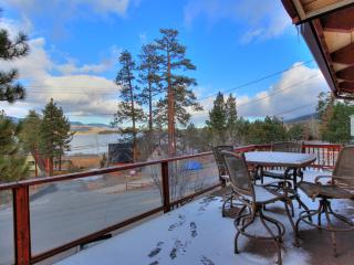 LAKEVIEW - SKI-BOARD-HIKE-RELAX - City of Big Bear Lake vacation rentals