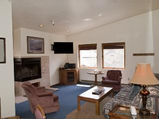 Christophe #506, Ketchum - Cute unit with elevator and underground parking; close to skiing/downtown - Central Idaho vacation rentals