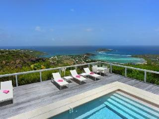 Hillside Villa Abby offers Pool, Privacy, Fantastic Views & Easy Beach Access! - Vitet vacation rentals