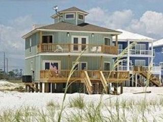 Halekai II, Beachfront House, Private Pool - Orange Beach vacation rentals