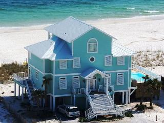 Gorgeous 'Life O'Reilly' Beachfront 7BD and Private Pool - Gulf Shores vacation rentals