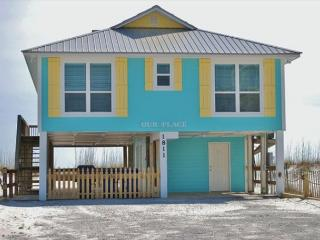 Cute 4 BD Beachfront Cottage, Make 'Our Place' Your Place - Gulf Shores vacation rentals