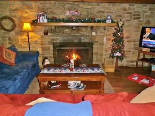 The Oaks Log Cabin - Bloomington vacation rentals