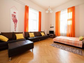 5BEDROOMs 14BEDs @HISTORICAL DOWNTOWN - Budapest vacation rentals