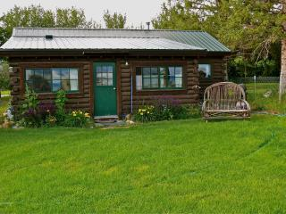 Cozy Cabin in Heart of Quiet Town & Fishing Waters - Sheridan vacation rentals