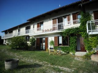 Luxury accommodation in Langhe land World Heritage - Trezzo Tinella vacation rentals