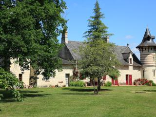 gîte paille de chanvre - Brion vacation rentals