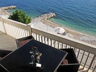 PRIVATE BEACH APARTMENT - Podstrana vacation rentals