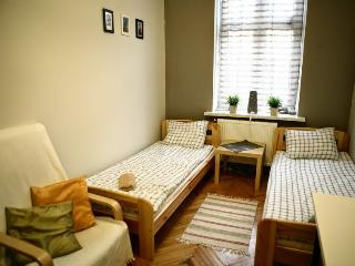 Adorable 3bed Apartment for 8 Center - Krakow vacation rentals