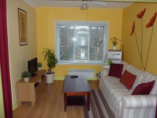 Fully furnished apartment located in a quiet neigh - Montreal vacation rentals