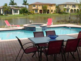 6800 sq.ft 7 Bedrooms 5 Bath Pool Spa Water View - Parkland vacation rentals