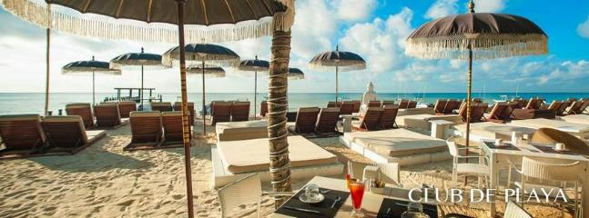 Enjoy the Good Life! - NEW SEA VIEW+POOL BEACH CLUB LUXE CONDO FOR 7 - Playa del Carmen - rentals
