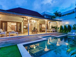Telaga, lovely 2 bedroom villa close by everywhere - Kuta vacation rentals