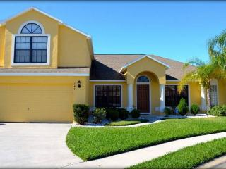 Relaxing 5 bedroom Legacy Park home with amazing sunset views - Close to Disney! WTC247 - Davenport vacation rentals