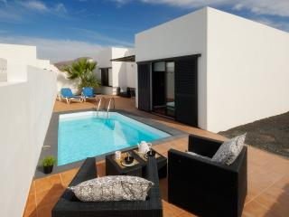 Villa el Moral private Pool 3 bedrooms - Playa Blanca vacation rentals