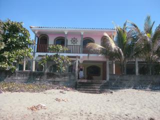 Beautiful beachhouse on a Beautiful - Pochomil vacation rentals