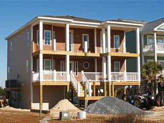All Decked Out 3318 West Beach Drive - Oak Island vacation rentals