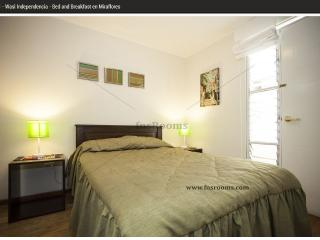 Cozy Standard Double Room in Miraflores - Lima vacation rentals