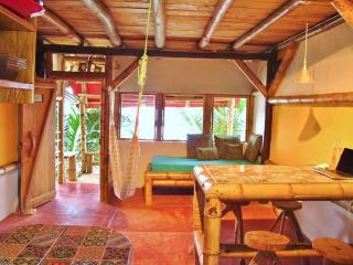 2-story Bamboo Beachfront Bungalow - Mompiche vacation rentals