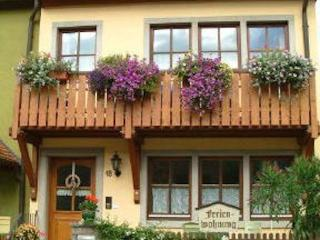 Vacation Apartment in Rothenburg ob der Tauber - 431 sqft, cozy and comfortable (# 5540) - Bad Windsheim vacation rentals