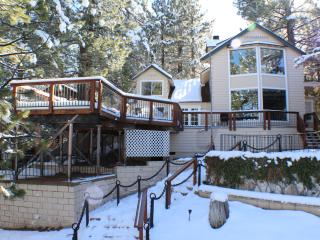 Lake House with Private Beach - City of Big Bear Lake vacation rentals