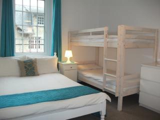 AU BON ACCUEIL B & B family room for 4 - ensuite - Mont-St-Michel vacation rentals