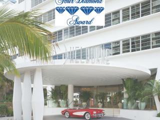 OCEANFRONT SHELBORNE GRAND WYNDHAM 4DIAMOND RESORT - Miami Beach vacation rentals