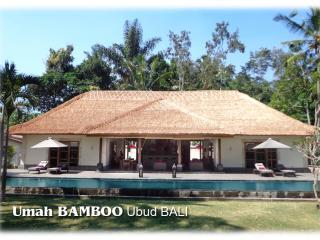""" Umah BAMBOO 2 "" - Ubud vacation rentals"