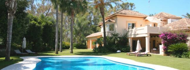 BEACHSIDE VILLA - Marbella vacation rentals