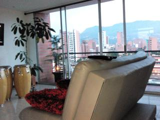 Penthouse, Great Views, Beautiful Breezes... - Medellin vacation rentals