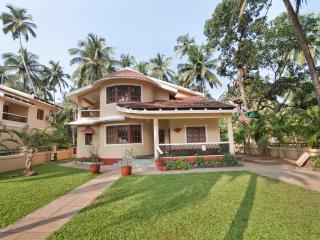 Luxury, Private, 3 bedroom Villa In Calangute, goa - Calangute vacation rentals
