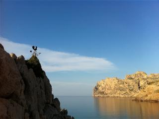 Holiday villa rental in privileged quiet location - Cala San Vincente vacation rentals