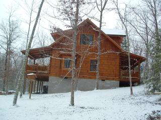 Log Cabin Retreat Big South Fork Park Tennessee - Helenwood vacation rentals
