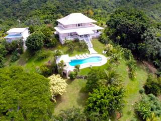 Mahogany Ridge, Elegant comfort,Pool, Ocean Views. - Trinidad and Tobago vacation rentals