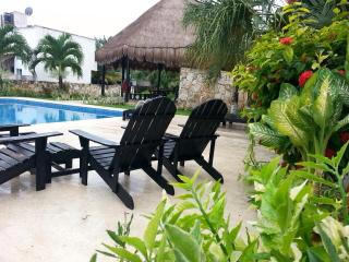 Brand NEW! House w/pool only 7 min from the beach! - Playa del Carmen vacation rentals