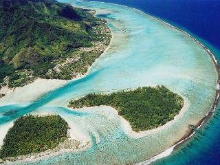 Corallina private villa & island - Society Islands vacation rentals