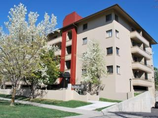Modern 1-Bedroom Condo in the Heart of the City - Salt Lake City vacation rentals