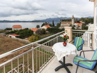 Apartments Ana - One-Bedroom Apartment with Sea View - 4 - Elafiti Islands vacation rentals