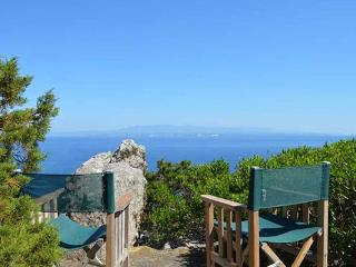 Mediterranean- style villa situated high on the rocks in northern Sardinia. SAL BVD - Sardinia vacation rentals
