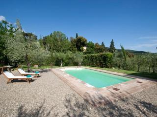 Villa del Rio: Cortona Dream Villa - Camucia vacation rentals