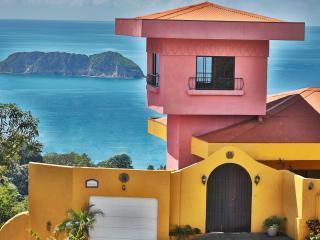 3 Balconies of Perfect Pacific Views. - Manuel Antonio National Park vacation rentals