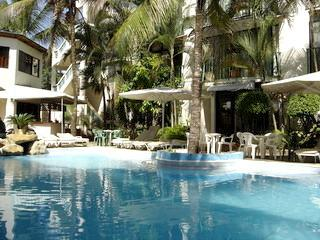 Apartments in the resort! From $19! Pool, beach! - Sosua vacation rentals