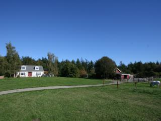 Over the HIll Farm - San Juan Islands vacation rentals