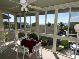 Lanai - Gulfside Townhouse A - Sarasota - rentals