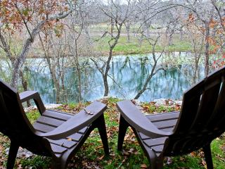 Charming Creekside Country Cabin - San Marcos vacation rentals